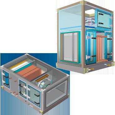 Thermal Air Handlers | Thermal Corporation